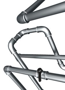 Free Pipes Royalty Free Stock Photography - 6531377