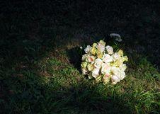 Free Wedding Bouquet Royalty Free Stock Photos - 6531378