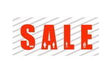Free Sale Sign Royalty Free Stock Photography - 6531897
