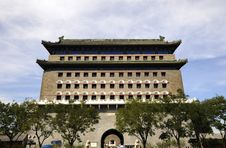 Free Chinese Ancient Building Stock Photo - 6532620