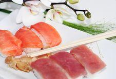 Free Sushi Royalty Free Stock Photos - 6532828