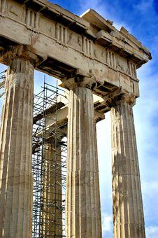 Free Acropolis Stock Photography - 6533512