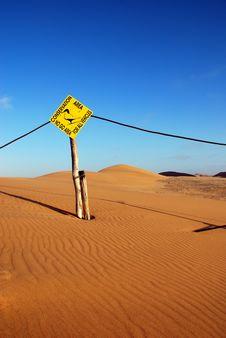 Free Dunes Royalty Free Stock Image - 6533806