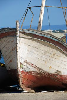 Free Old Boat Stock Images - 6534434