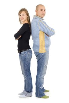 Free Young Couple Royalty Free Stock Images - 6535069