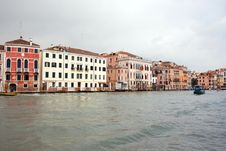 Free The Grand Canal, Venice, Italy Royalty Free Stock Photography - 6535217