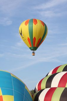 Free Hot Air Balloon Royalty Free Stock Photo - 6535895