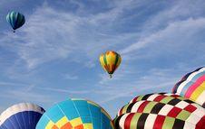 Free Hot Air Balloons Stock Photos - 6535913
