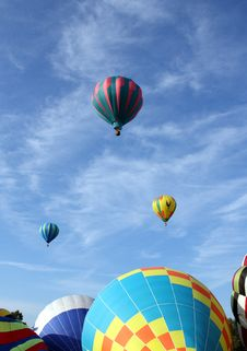 Free Hot Air Balloons Stock Photo - 6535950