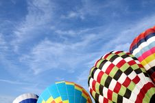 Free Hot Air Balloons Stock Image - 6536061
