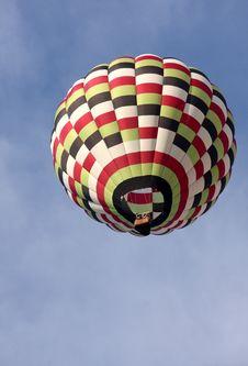 Free Hot Air Balloon Royalty Free Stock Photos - 6536238