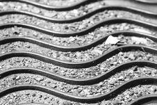 Free Steel Waves Royalty Free Stock Image - 6536926