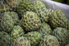 Free Custard Apple 02 Royalty Free Stock Images - 6537049