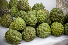 Free Custard Apple 01 Stock Images - 6537064