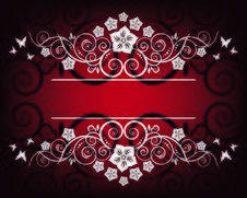 Free Vector Floral Background Royalty Free Stock Photography - 6537067