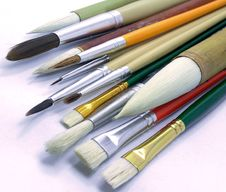 Paint Royalty Free Stock Image