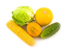 Ripe Tasty Royalty Free Stock Images