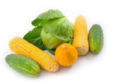 Free Ripe Tasty And Useful Vegetables Stock Photos - 6537233