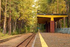 Free Railway Station Stock Photo - 6538200
