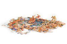 Free Crayon Scraps Stock Image - 6538611