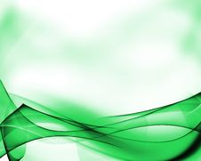 Free Abstract Green Background Royalty Free Stock Photo - 6538775