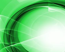 Free Abstract Green Background Stock Image - 6538791