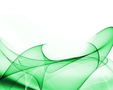 Free Abstract Green Background Royalty Free Stock Photography - 6538887