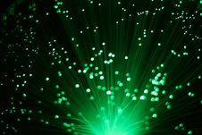 Free Green Light Stock Photography - 6539892