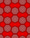 Free Seamless 3d Tile Pattern Royalty Free Stock Photo - 6543445