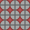 Free Seamless 3d Tile Pattern Royalty Free Stock Images - 6544439