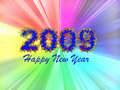 Free Happy New Year Card Stock Photo - 6548720