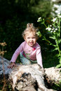 Free Cute Baby Outdoors Royalty Free Stock Images - 6549069