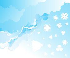 Free Snow Falling Stock Image - 6540291