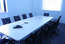 Free Inside A Conference Room Stock Images - 6540644