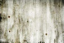 Grunge Texture Of Old Iron Royalty Free Stock Photos