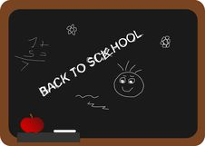 Free Back To School Royalty Free Stock Image - 6540856