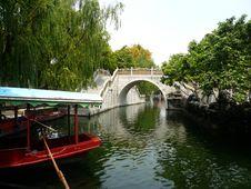 Free Low Bridge & Flow Stock Images - 6540864