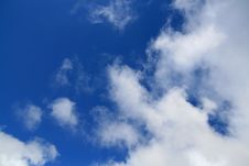 Free Clouds Royalty Free Stock Photo - 6540945