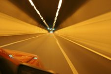 Free Tunnel Royalty Free Stock Photos - 6540988