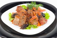 Free Meat Of Rabbit Royalty Free Stock Photos - 6541328