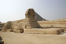 Free Sphinx Royalty Free Stock Images - 6541659