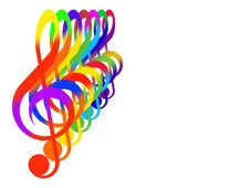 Free Treble Clefs Royalty Free Stock Image - 6541696
