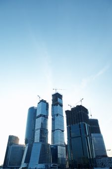 Free Business Glass Buildings Stock Photo - 6541960