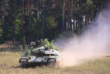 Free T-64BM Bulat Tank Stock Photography - 6542332