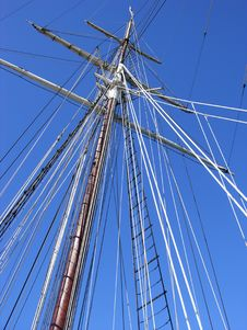 Free The Mast Stock Photo - 6544270