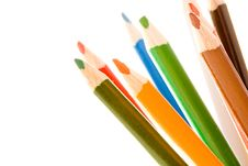 Free Crayons Royalty Free Stock Photography - 6544727