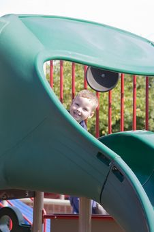 Free Child At The Park Stock Photo - 6545370