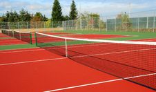 Free Tennis Court Stock Image - 6545401