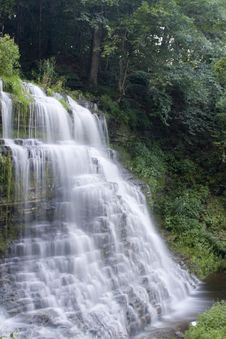 Free Talcott Falls Stock Images - 6545574