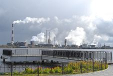 Free Oil Refinery Stock Photos - 6546443